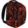 Plecak szkolny 32 ST.RIGHT LAVA gorąca lawa modny wzór dla chłopaka