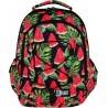 lecak szkolny ST.RIGHT WATERMELON czerwony arbuz dla dziewczyn