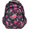 Plecak szkolny ST.RIGHT LIGHT ROSES w różowe róże BP06