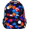 Plecak szkolny ST.RIGHT FOOTBALL sport - BP07