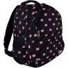 Plecak szkolny ST.RIGHT MEOW różowe koty - BP07