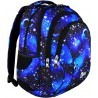 Plecak szkolny ST.RIGHT COSMOS galaktyka niebieski - BP02