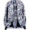 Plecak szkolny 23 ST.RIGHT DOLLARS dolary full print młodzieżowy