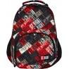 Plecak szkolny 23 ST.RIGHT ST.GRUNGE napisy full print młodzieżowy