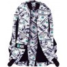 Plecak szkolny ST.RIGHT DOLLARS dolary full print - BP25