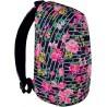 Plecak miejski, wycieczkowy ST.RIGHT LIGHT ROSES różowe różyczki - BP09