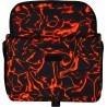 Listonoszka ST.RIGHT LAVA torba na ramię gorąca czerwona lawa - SB01