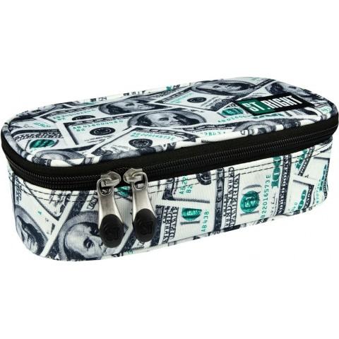 Prestiżowy piórnik / etui XL ST.RIGHT DOLLARS full print dolary młodzieżowy