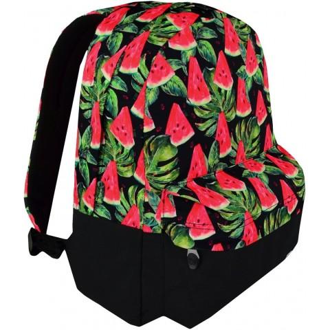 Plecak miejski ST.RIGHT WATERMELON czerwony arbuz na laptopa