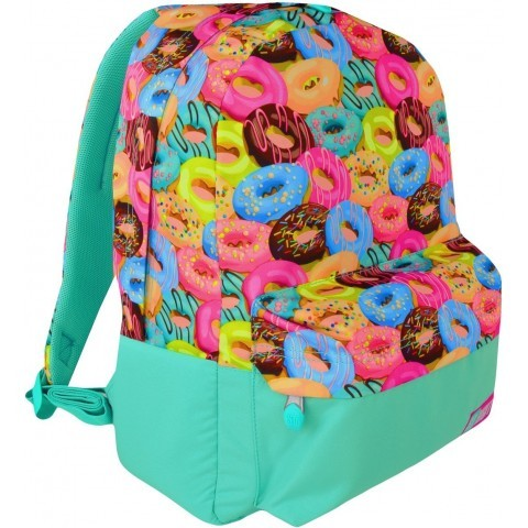 Plecak miejski ST.RIGHT DONUTS ciastka słodycze BP33 na laptopa