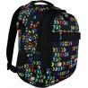 Plecak szkolny ST.RIGHT ST.ARROWS kolorowe strzałki - BP34