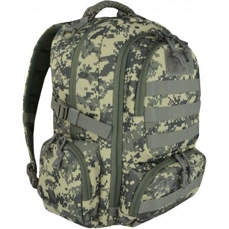 Plecak camo 30 l. MILITARY DIGITAL COMO piksele, plecak taktyczny ST.RIGHT - BP36