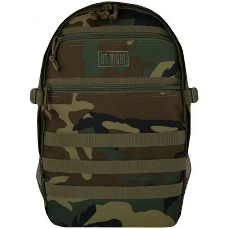 Plecak camo 20 l. MILITARY moro klasyczne, plecak taktyczny, ST.RIGHT - BP41