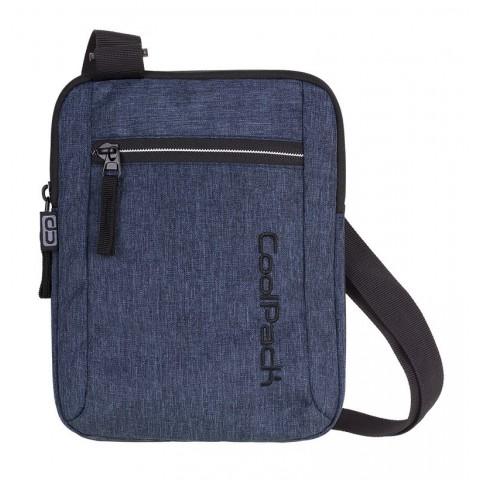Saszetka na ramię niebieska COOLPACK CP DRAFT SNOW BLUE / SILVER
