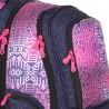 Plecak młodzieżowy Topgal różowy etno kieszeń na laptop SURI 18029G
