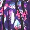 Plecak szkolny Topgal kolorowe pióra LYNN 18009 G