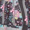 Plecak szkolny Topgal pastelowe kwiaty hippie CODA 18006 G