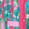 Plecak szkolny Topgal dżungla, wielobarwna papuga ENDY 18001 G