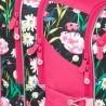 Plecak szkolny Topgal kwiaty i biedronki różowy COCO 18004 G