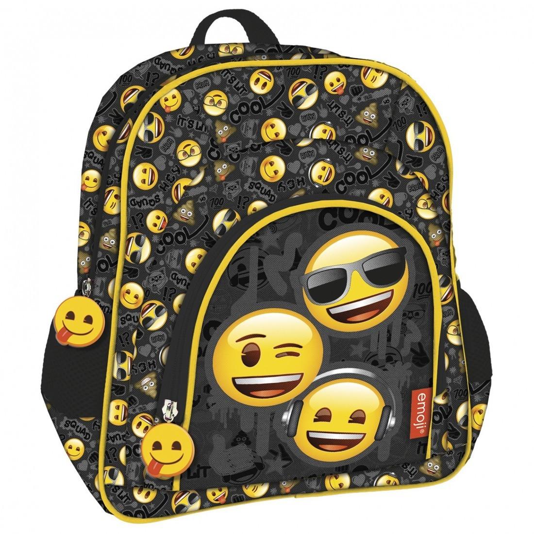 Mały plecak Emoji w emotki