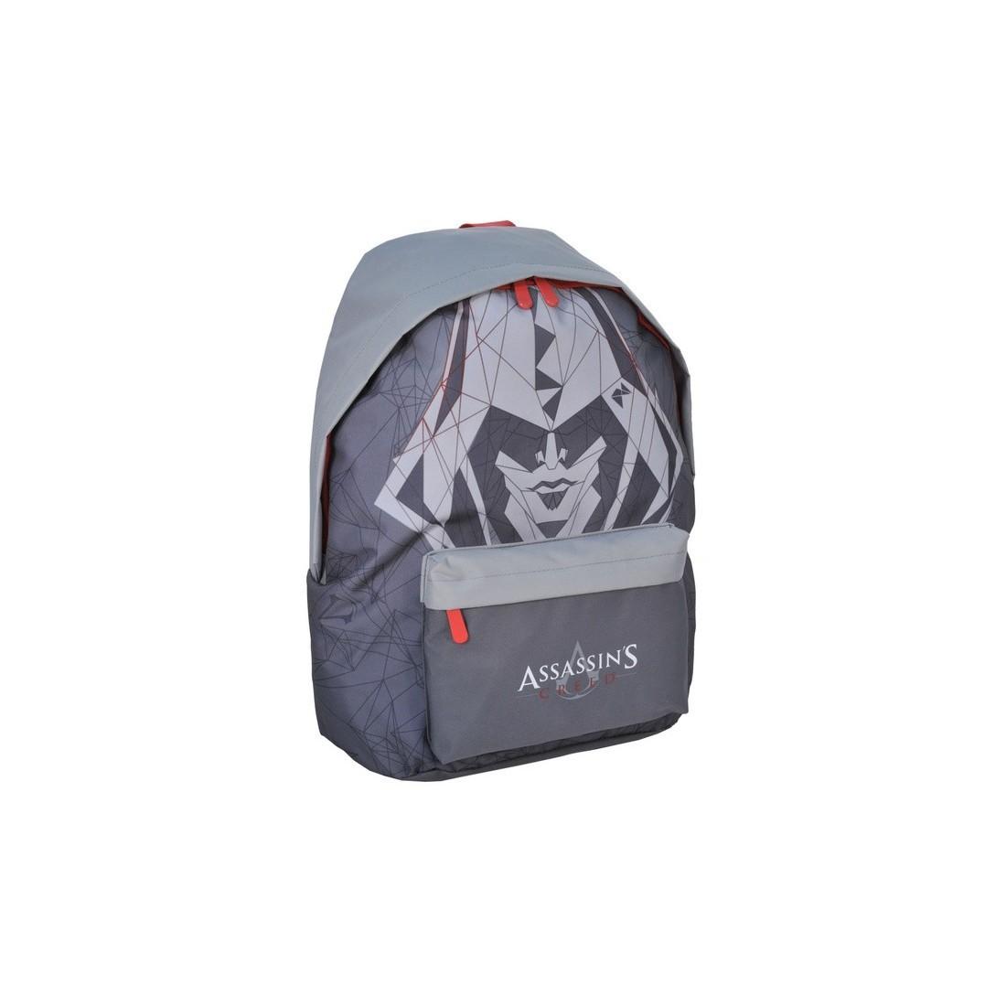 Plecak Assassin's Creed Unity szary - plecak-tornister.pl