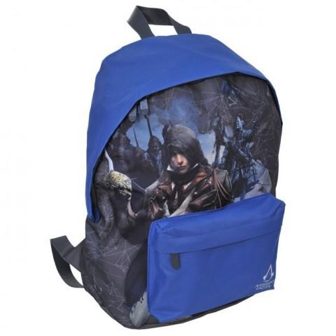 Plecak Assasin's Creed niebieski