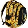 Plecak EMOJI młodzieżowy z emotkami czarny BP04