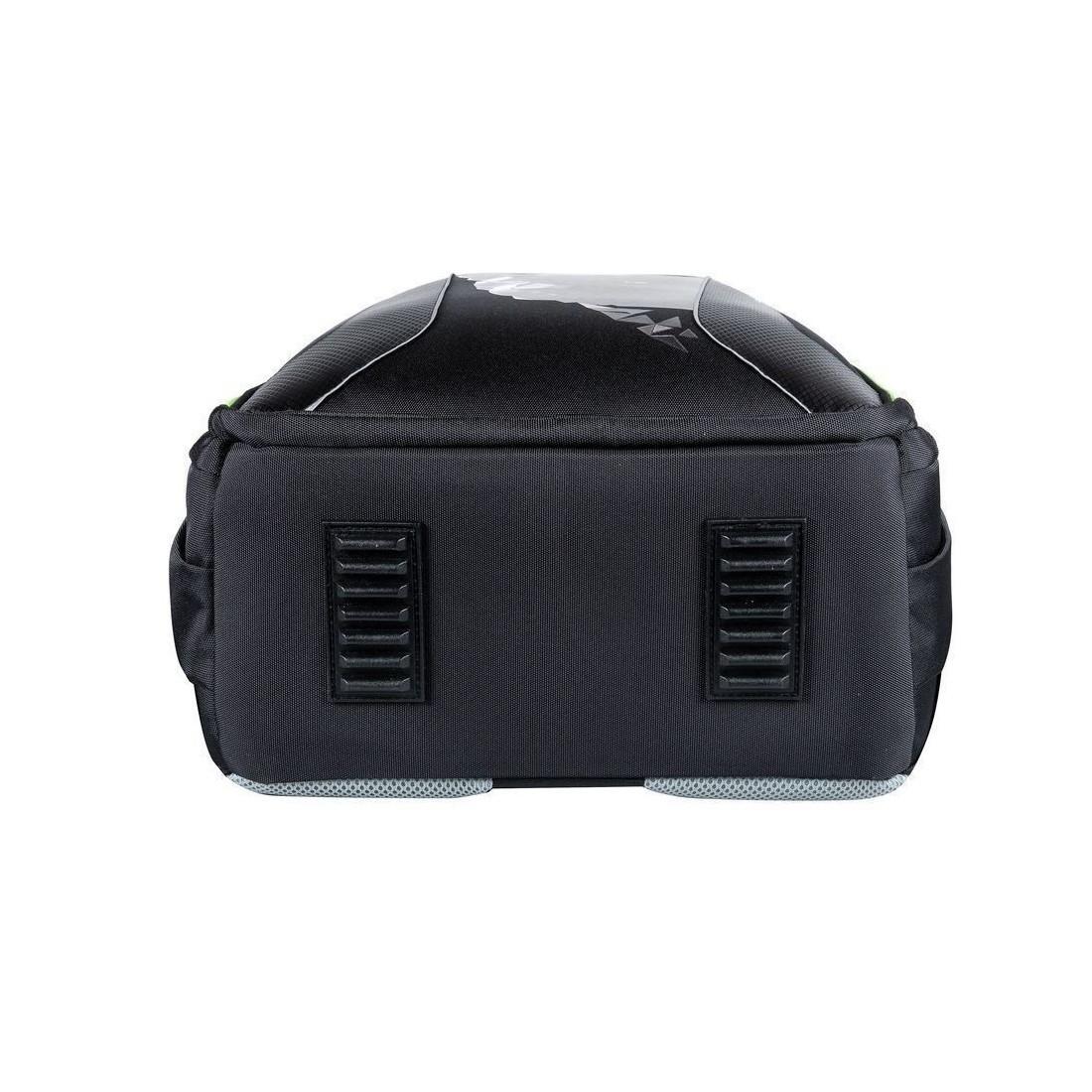 e49142086e5d2 Plecak szkolny Herlitz Be.bag Airgo - Feather - czarny w kolorowe piórka  boho