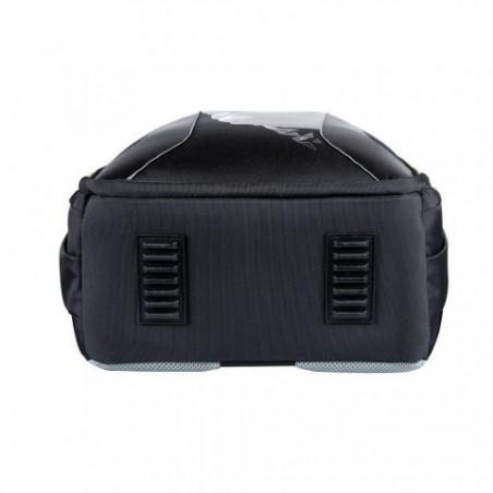 08d8295577445 Plecak szkolny Herlitz Be.bag Airgo - Feather - czarny w kolorowe ...