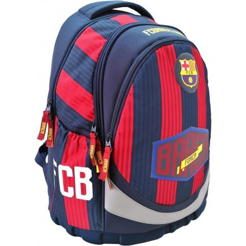 ba99f8eda7f3e ... Plecak szkolny FC Barcelona ergonomiczy czerwono granatowy. Dodaj do  koszyka