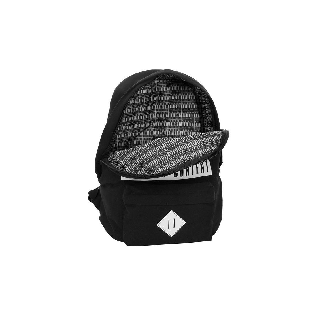 Plecak młodzieżowy Canvas Parental Advisory - plecak-tornister.pl