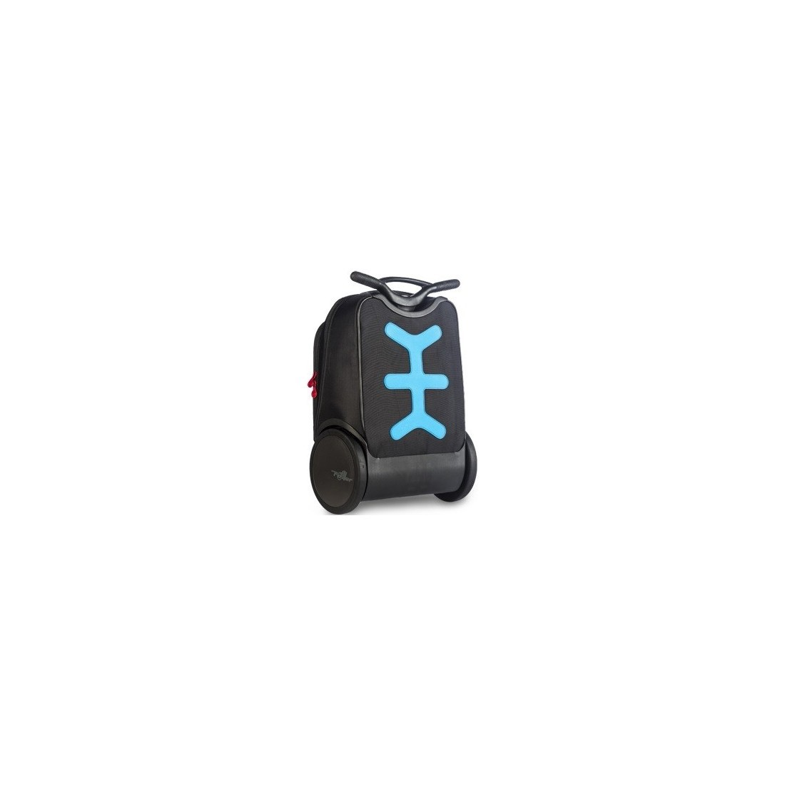 Plecak na kołkach bez szelek Roller XL Technodots dla dziewczyny - plecak-tornister.pl
