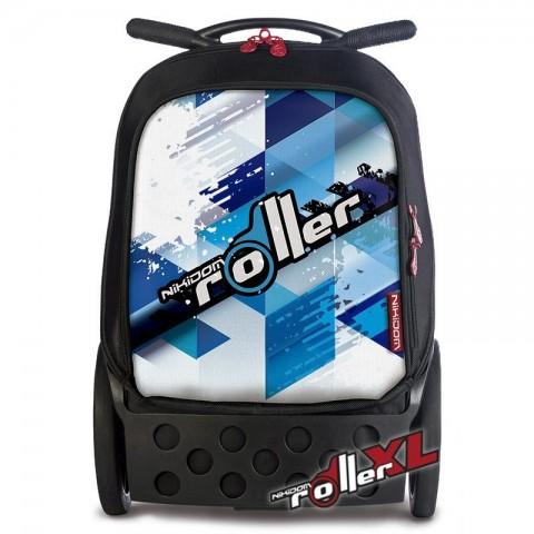 PLECAK NA KÓŁKACH ROLLER XL Cool Blue