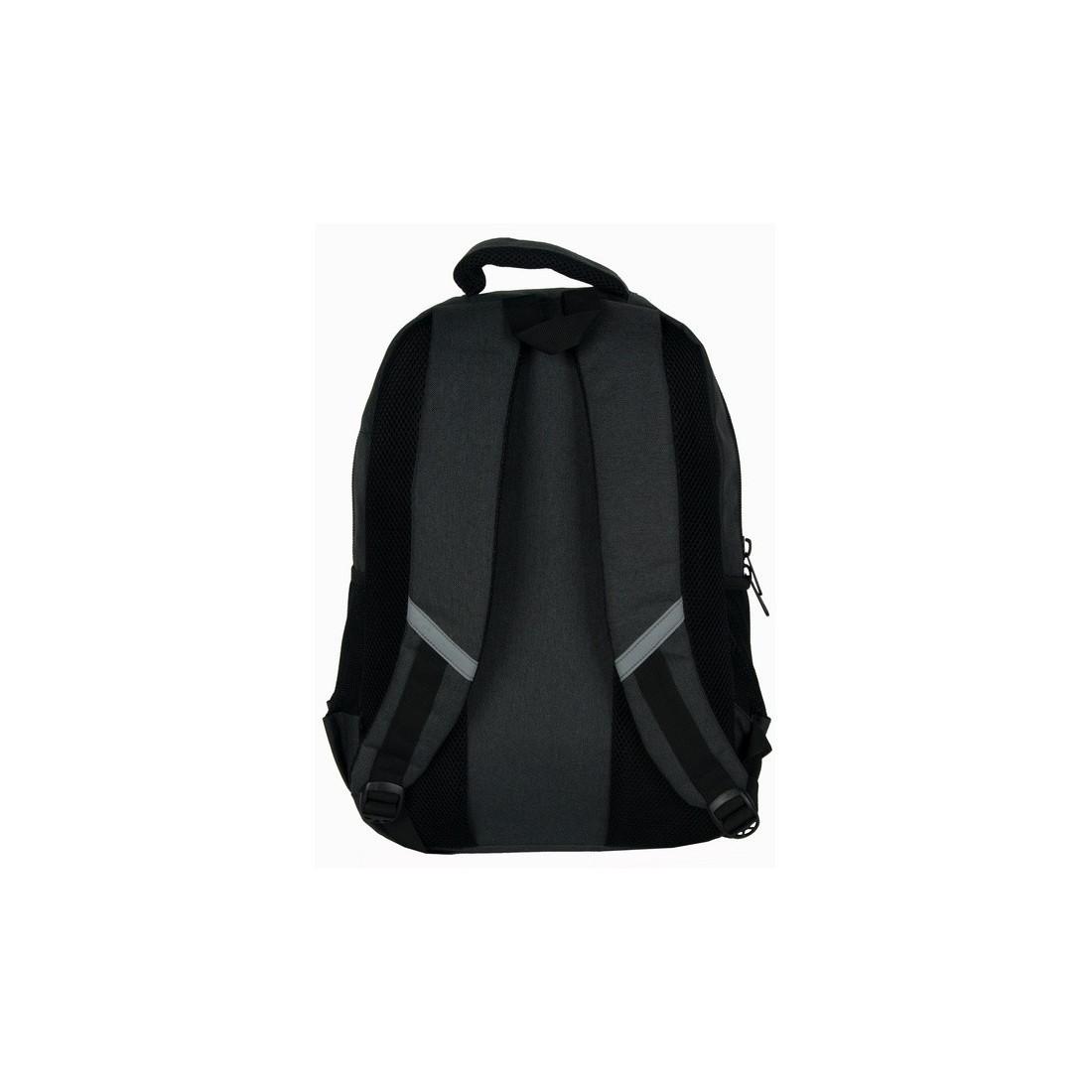 Plecak młodzieżowy czarny original collection - plecak-tornister.pl