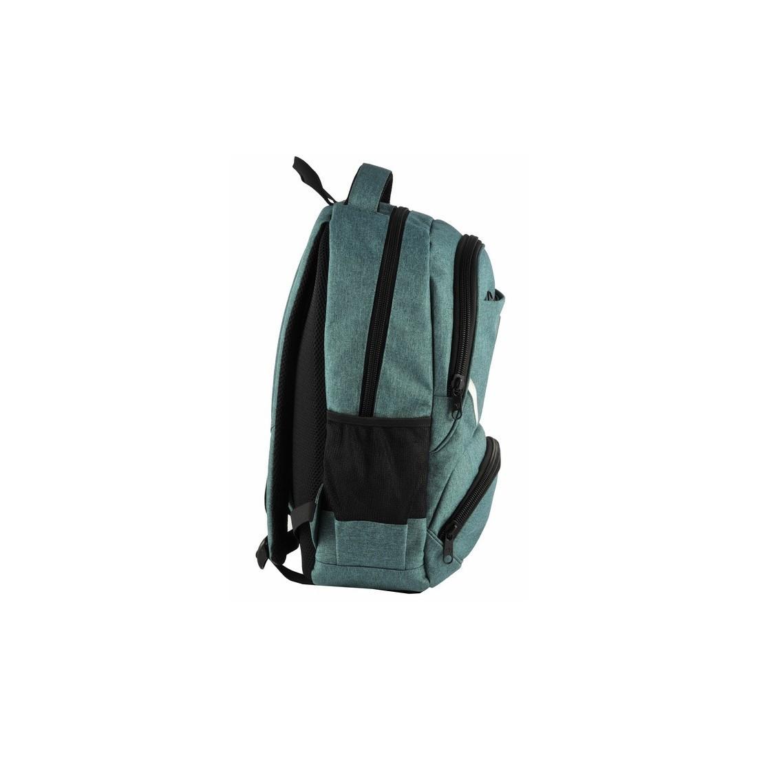 Plecak młodzieżowy zielony original collection - plecak-tornister.pl