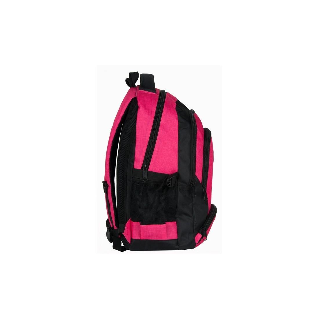 Plecak młodzieżowy różowy original collection - plecak-tornister.pl