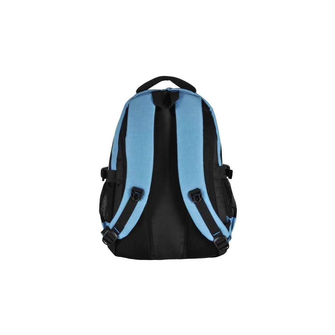Plecak młodzieżowy niebieski original collection - plecak-tornister.pl