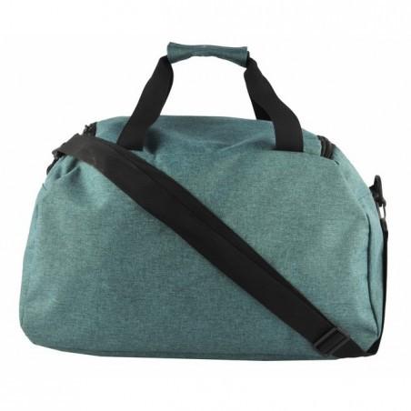 Zielona młodzieżowa torba sportowa