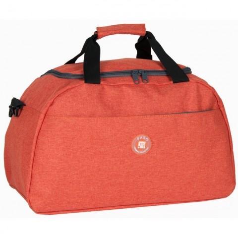 Pomarańczowa młodzieżowa torba sportowa
