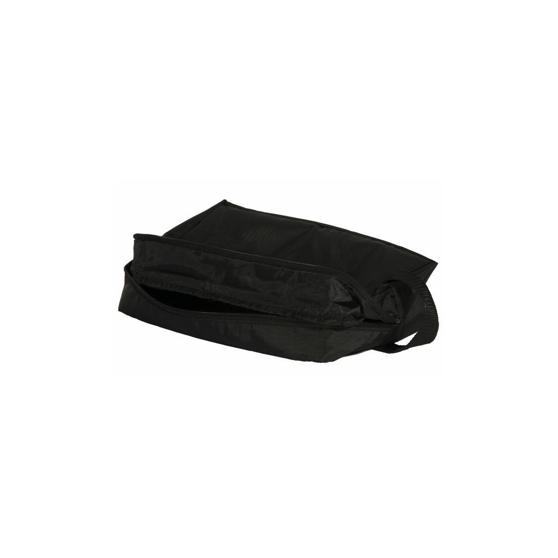 Kosmetyczka czarna klasyczna - plecak-tornister.pl