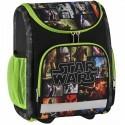 Lekki Tornister Star Wars czarno zielony