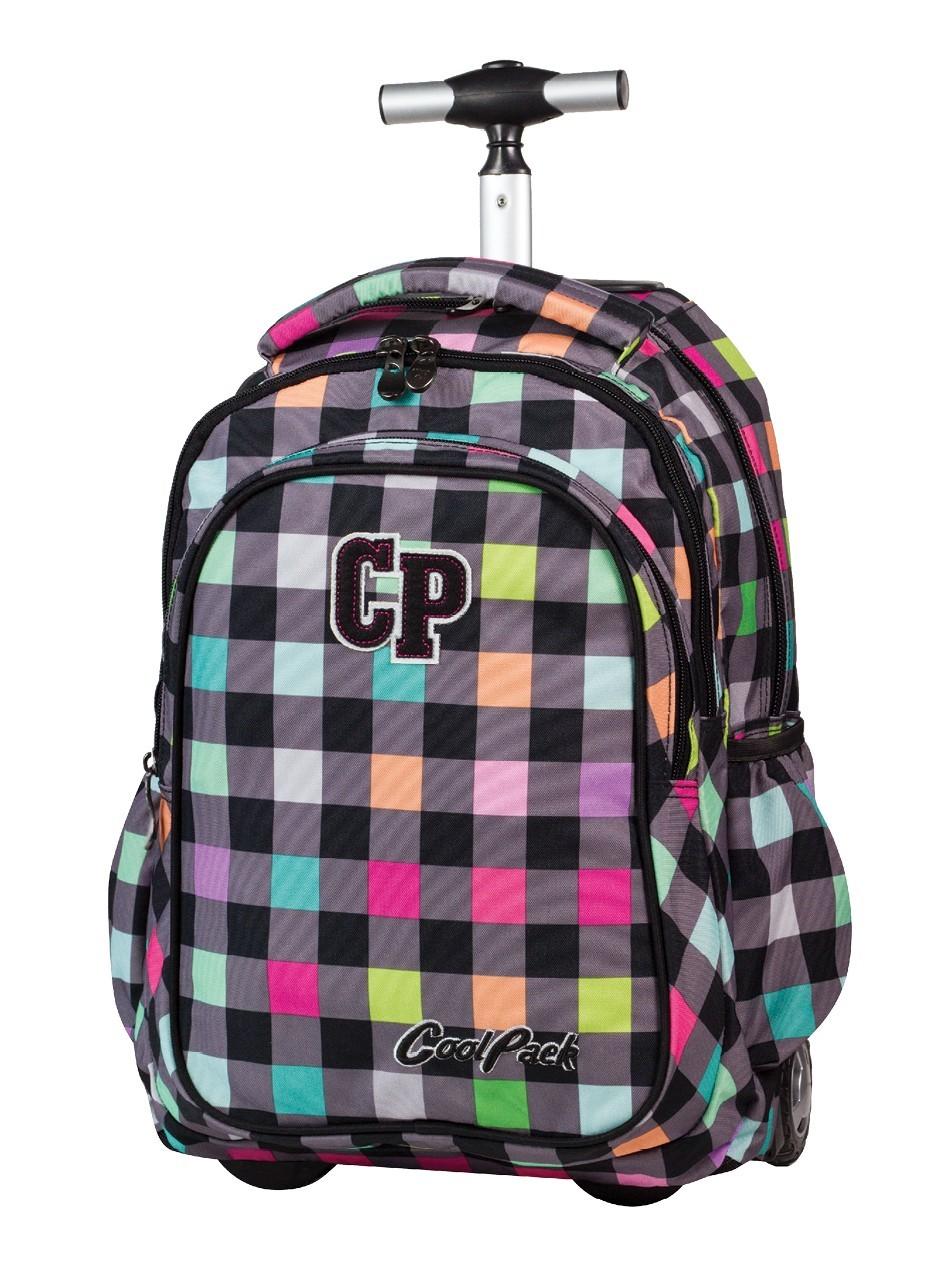 b7dbb5b228670 Plecaki na kółkach dla dziewczynek - plecak-tornister.pl