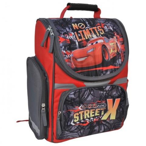 Tornister Auta Cars street x