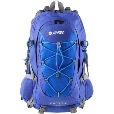 Plecak turystyczny HI-TEC ARUBA 35LITRÓW niebieski w góry
