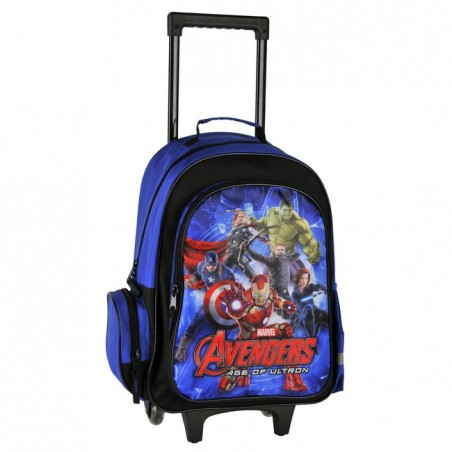 Plecak na kółkach Avengers