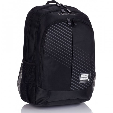 Plecak młodzieżowy sportowy męski HEAD czarny HD-268