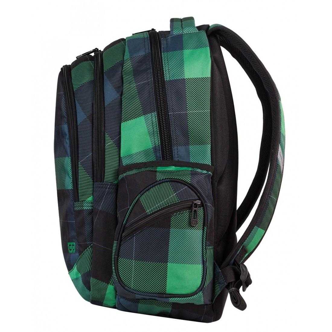 Plecak młodzieżowy CoolPack 3 przegrody LEADER OXFORD CP 492