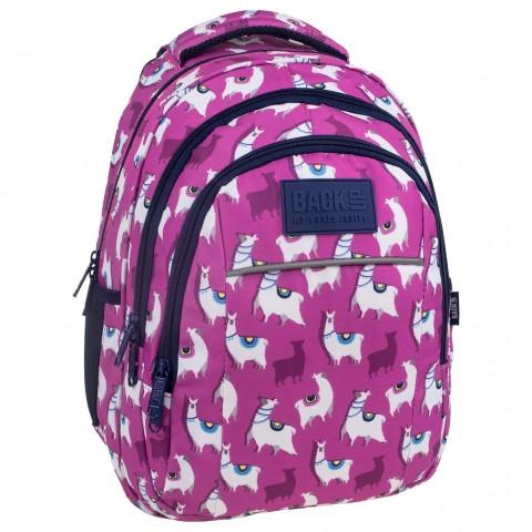 Plecak młodzieżowy BackUP różowy w LAMY H03