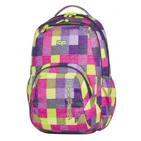 Plecak młodzieżowy CoolPack SMASH MULTICOLOR SHADES CP 406