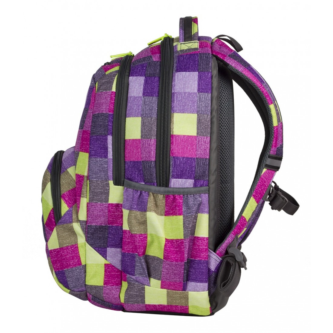 Plecak młodzieżowy CoolPack SMASH MULTICOLOR SHADES CP 406 - plecak-tornister.pl